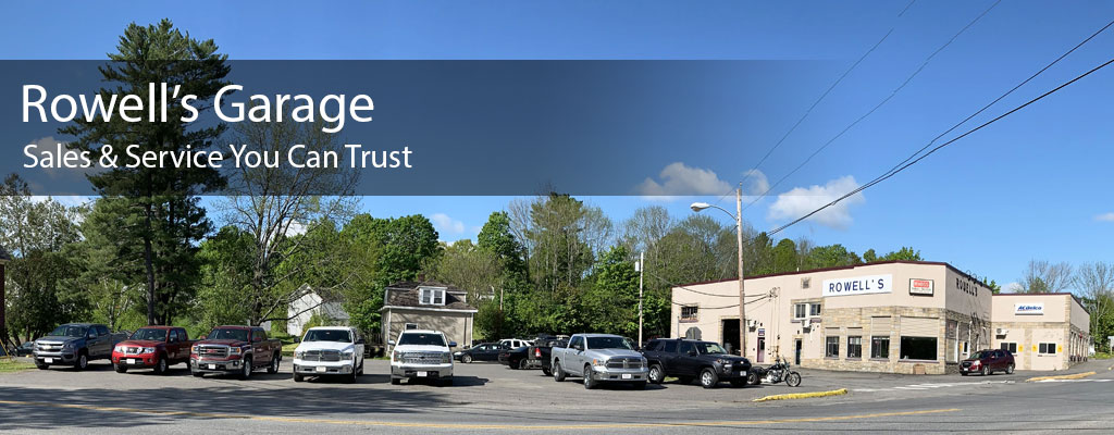 Rowell's Garage: A Maine Car Dealer Serving The Dover